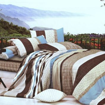 Wonderful Life Luxury Comforter Set Combo 300GSM