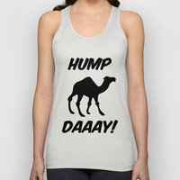 Hump Day! Unisex Tank Top by RexLambo