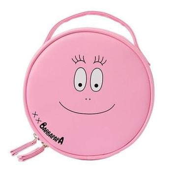 On Sale Hot Sale Hot Deal Beauty Korean Pink Make-up Bag [45274169369]