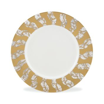 Tempio Luna Gold Dinner Plate