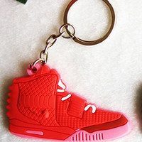 "Nike Air Yeezy Mini-shoe ""Red October"""