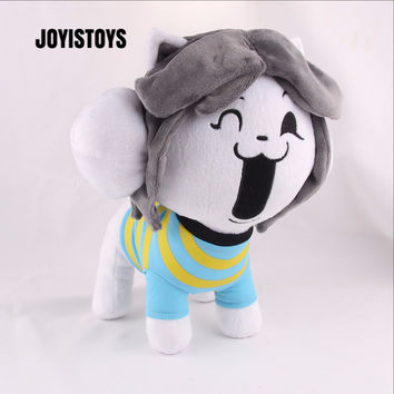 VERY CUTE  PLUSH TOY DOLL 26CM -UNDERTALE TEMMIE - Great Gifts for Christmas or Birthday