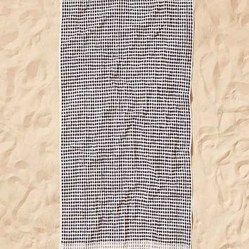 Mayde Crescent Beach Towel