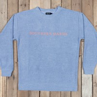 Southern Marsh W's Sunday Morning Sweater - Lilac