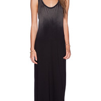 Feel the Piece Trudy Maxi Dress in Black