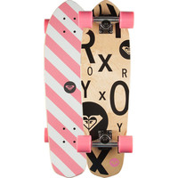Roxy Piner Cruiser Skateboard Natural One Size For Men 26036242301