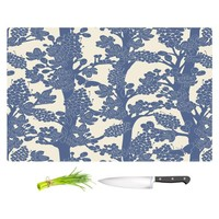 Cutting Boards By Julia Grifol Romantic Tree II