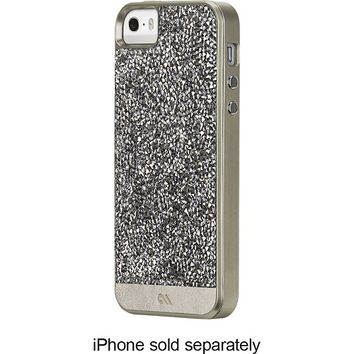 Case-Mate - Brilliance Case for Apple® iPhone® 5 and 5s - Champagne
