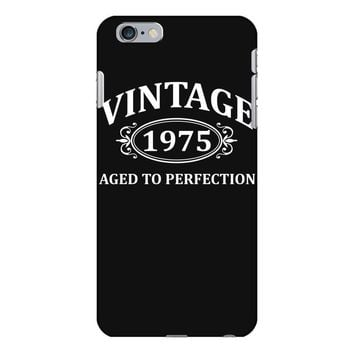 Vintage 1975 Aged to Perfection iPhone 6/6s Plus Case