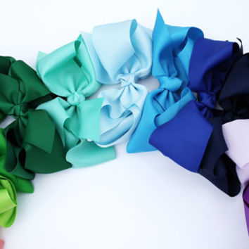 Big Bow, Big Hair Bows, Large Hair Bow, Baby Hair Bow, Extra Large Hair Bow, Jumbo Hair Bow, Huge Hair Bow, Oversize Bow