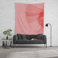 Reds Wall Tapestry by duckyb