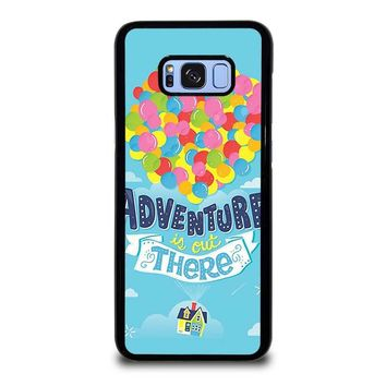 ADVENTURE IS OUT THERE UP Samsung Galaxy S8 Plus Case Cover