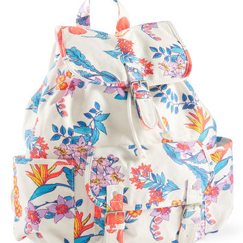 Hibiscus Backpack