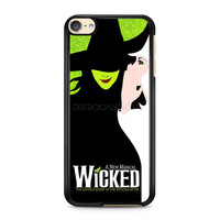 iPod Touch 4 5 6 case, iPhone 6 6s 5s 5c 4s Cases, Samsung Galaxy Case, HTC One case, Sony Xperia case, LG case, Nexus case, iPad case, Wicked Musical Broadway Cases