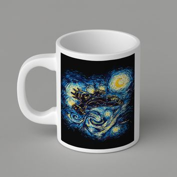 Gift Mugs | Firefly Serenity Starry Night  S  Ceramic Coffee Mugs
