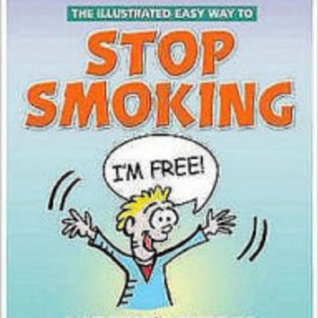 Allen Carr's Illustrated Easyway to Stop Smoking