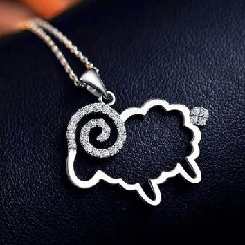 925 Silver Accessory Korean Luxury Pendant [7587131655]