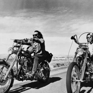 Easy Rider Poster Standup 4inx6in