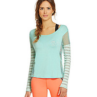 Gianni Bini Kendall Knit Top - Crystal