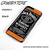 Jack Daniel's Whiskey For Iphone 6S Case UY