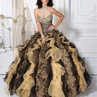 Quinceanera Collection 26715 | Quinceanera Dresses | Quince Dresses | Dama Dresses | GownGarden.com