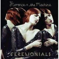 Ceremonials Florence and the Machine CD Sealed ! New ! 2011