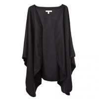 Alpaca Long Classic Cape | Cuyana Shop