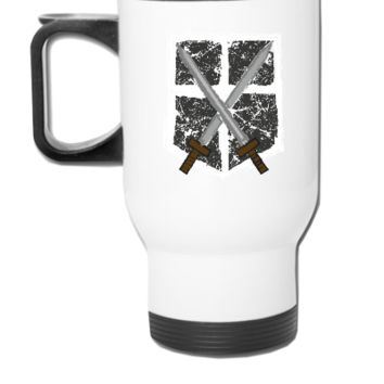Attack On Titan - Travel Mug