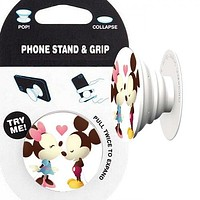 Mickey & Minnie Mouse Phone Stand & Grip