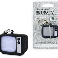 STATIC TV LED KEY CHAIN