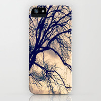 Naked Trees iPhone Case by Camille Renee | Society6