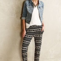 Medallion Joggers by Puella