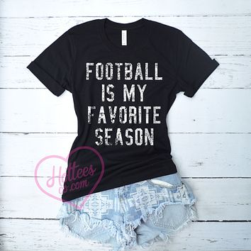 Football Is My Favorite Season T-Shirt
