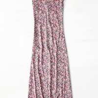 AEO Women's Maxi Kate Dress (Pink)
