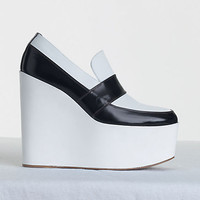 CÉLINE fashion and luxury shoes: 2013 Fall collection - Wedge - 5