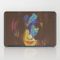 Chrysalis iPad Case by Galen Valle