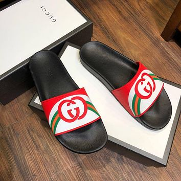 GUCCI Men and women's fashionable leisure shoes