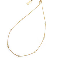 Melanie Auld | Delicate Choker Gold Necklace