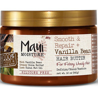 Maui Moisture Smooth & Repair + Vanilla Bean Hair Butter