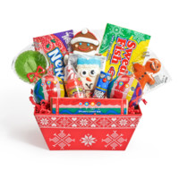 Dylan's Candy Bar Signature Small Sweater Gift Basket | Dylan's Candy Bar