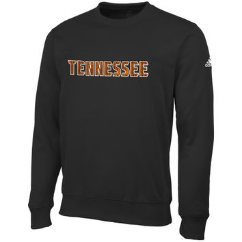 Tennessee Volunteers adidas Mark My Words Fleece Sweatshirt – Black