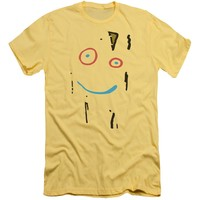 Ed Edd N Eddy - Plank Face Short Sleeve Adult 30/1 Shirt Officially Licensed T-Shirt