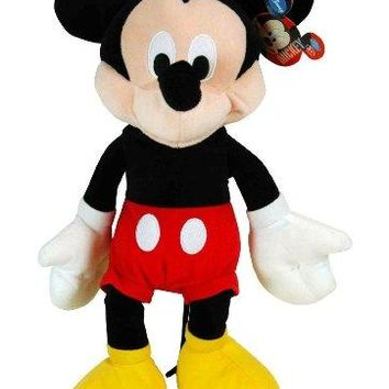 "Disney Mickey Plush (15"")"