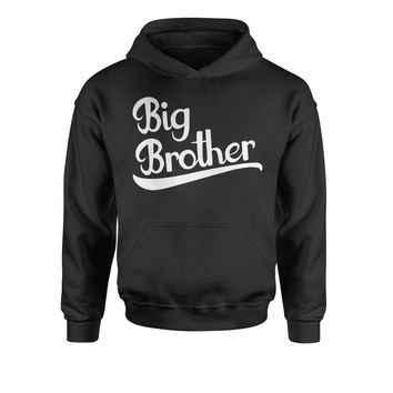 Big Brother New Family Member Youth-Sized Hoodie