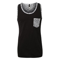 Mens Premium Casual Tank Top (CLEARANCE) (CLEARANCE)