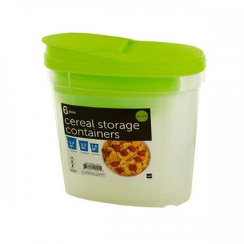 Nesting Cereal Storage Containers (pack of 1)
