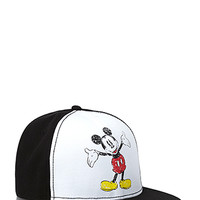 Mickey Mouse Snapback Hat
