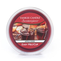 Apple Cider : Scenterpiece™ Easy MeltCups : Yankee Candle
