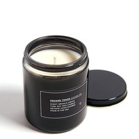 Grass & Cedar Scented Soy Candle