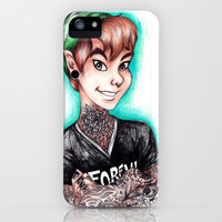 Peter iPhone Case by Krista Rae | Society6
